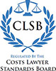 Regulated by the Costs Lawyer Standards Board